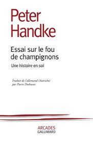 Lecture : Peter Handke