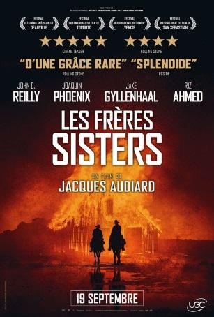 Cinéma : Les frères Sisters