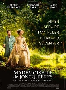 Cinéma : Mademoiselle de Joncquières