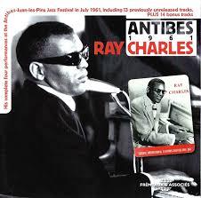 Jazz : Ray Charles, Antibes 61