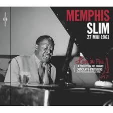 Jazz : Memphis Slim