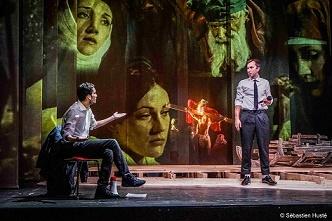 Théâtre : la nostalgie du futur