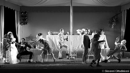 Théâtre : Le banquet