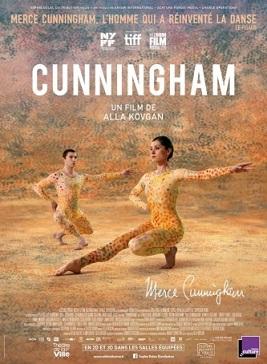 Cinéma : Cunningham