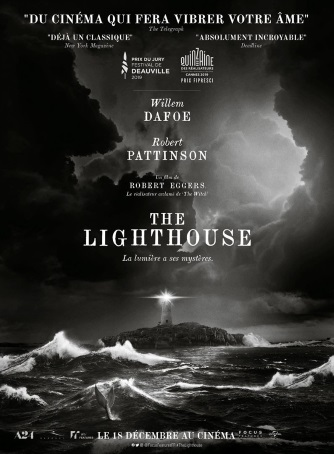 Cinéma : The lighthouse