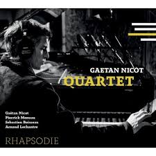 Jazz : Gaetan Nicot
