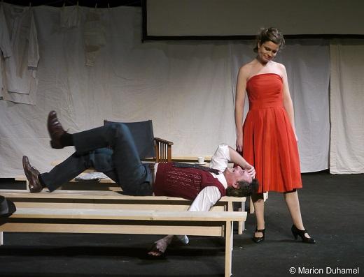 Théâtre : La mégère apprivoisée
