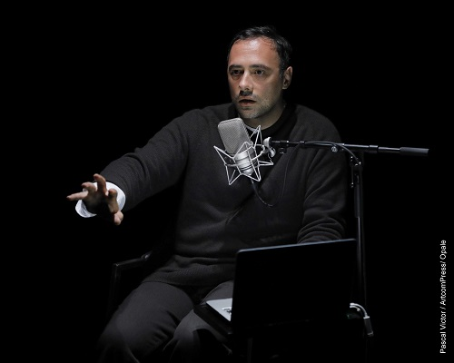 Théâtre : Le fantôme d'Ayizadé