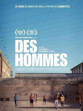 Cinéma : des hommes