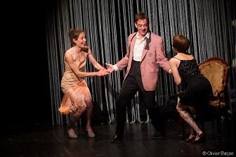 Théâtre : Est-ce que j'ai une gueule d'Arletty