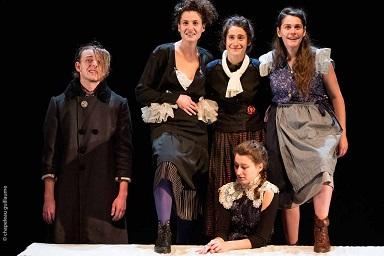 Théâtre : Eugénie Grandet