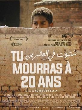 Cinéma : Tu mourras à vingt ans