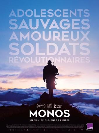 Cinéma : Monos